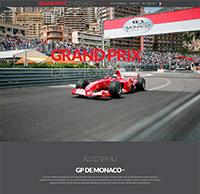 Le portail du Grand Prix de Monaco