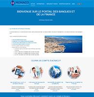 Tout le secteur de la finance et de la banque en Principauté de Monaco